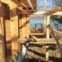 сибирская-баня.рф: Этапы строительства бани с террасой. Архитектор: Сергей Косинов. Новосибирск