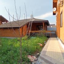 сибирская-баня.рф: Строительство бани «Красный Яр». Благоустройство территории. Новосибирск